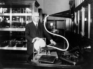 Emile Berliner inventeur du gramophone