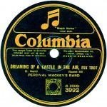 étiquette columbia record
