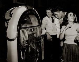 jukebox en soirée