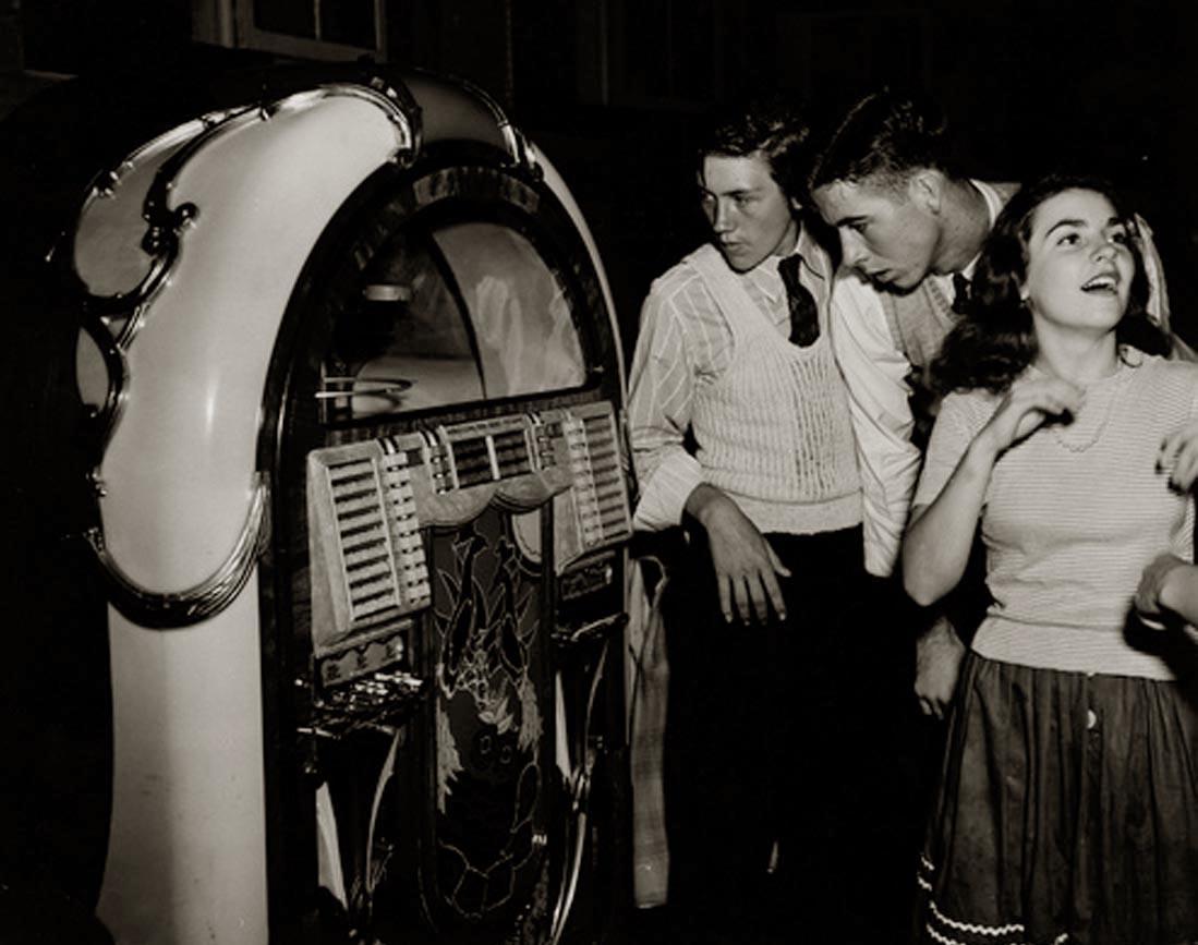 Le Jukebox Gramophone Fr