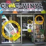 croc-vinyl