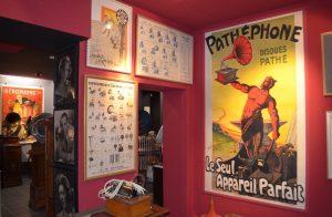 intérieur du phonomuseum 3